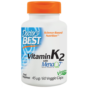 DOCTOR'S BEST NATURAL VITAMIN K2