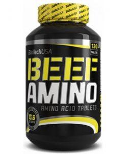 Biotech USA Beef Amino 120 Tabs